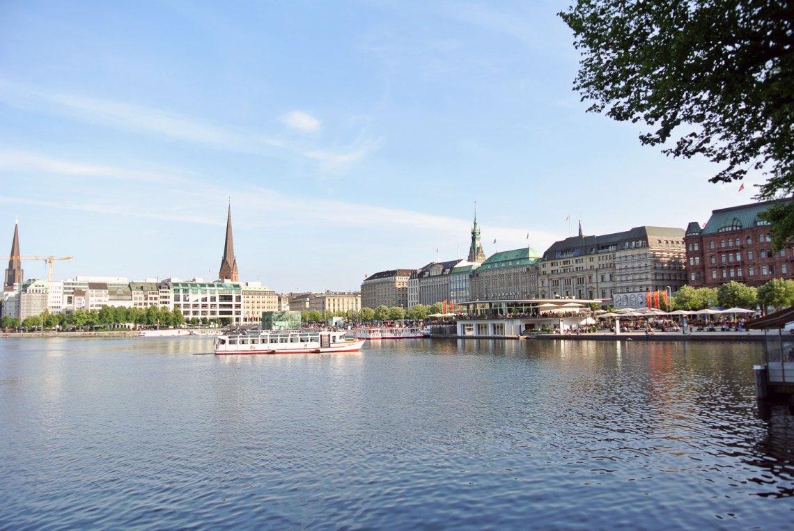 Binnenalster Hamburg