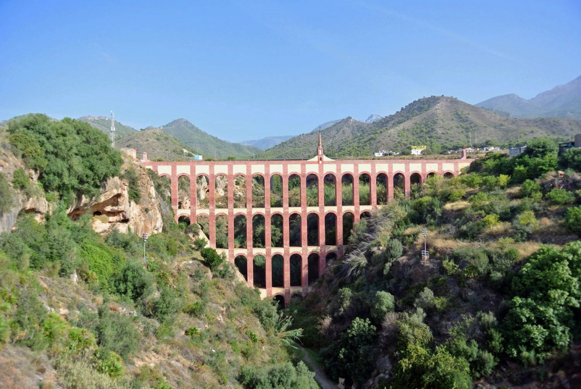 Acueducto del Águila Andalusien