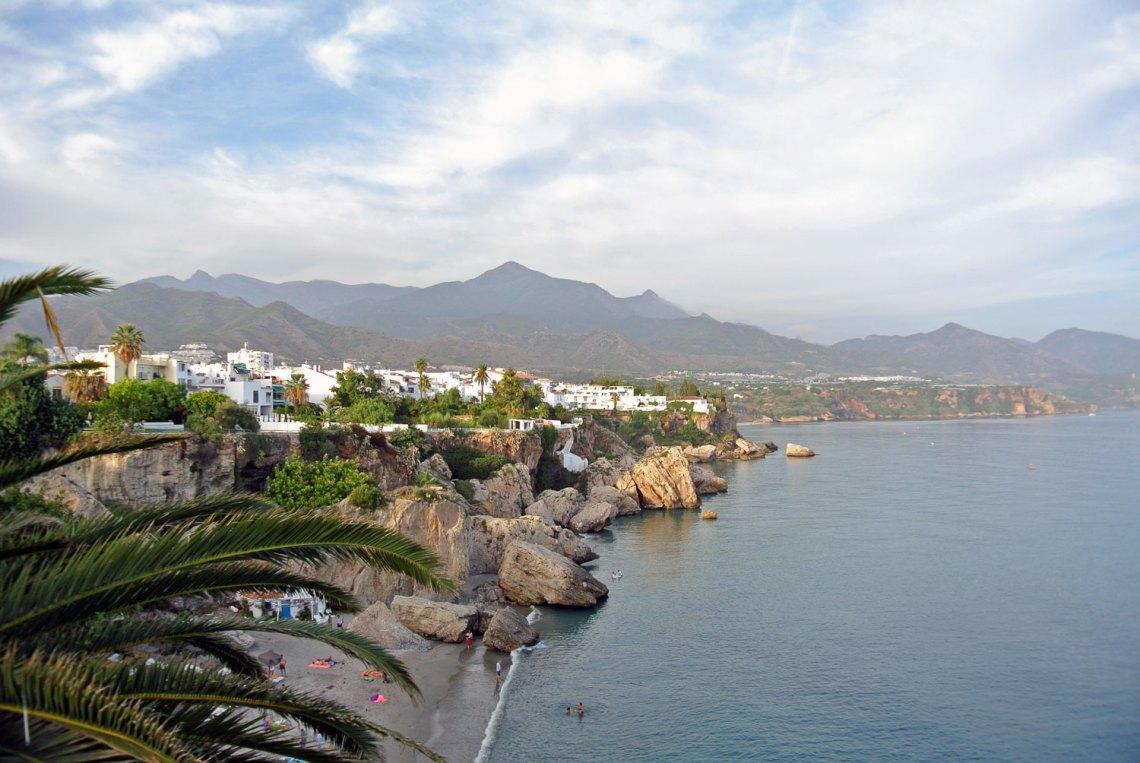 Rundreise Andalusien Nerja