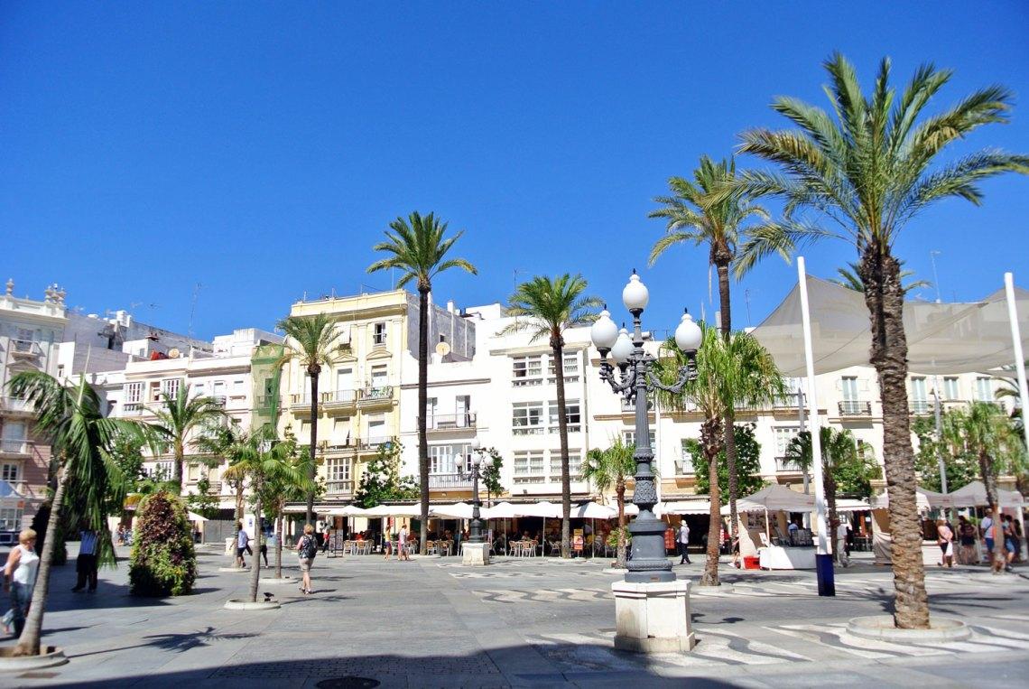 Rundreise Andalusien Cadiz