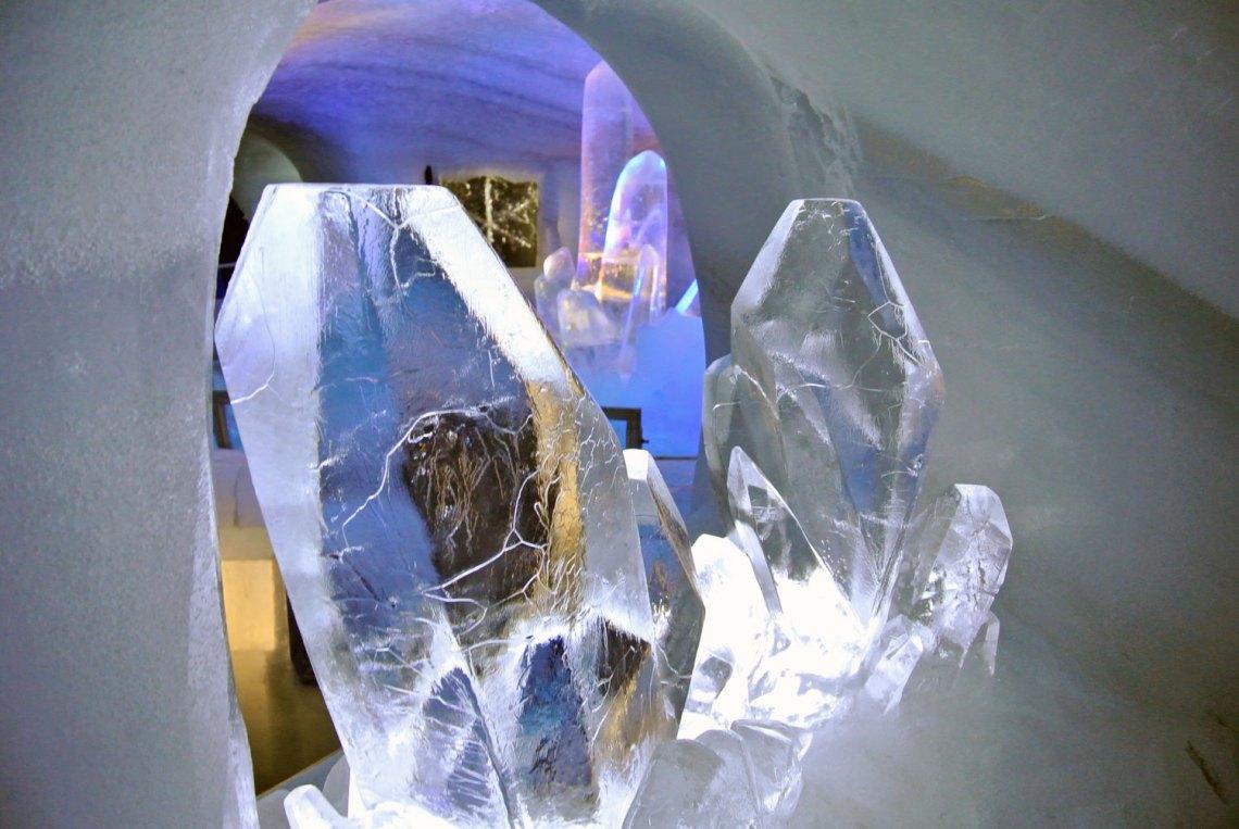 Eispalast am Dachstein Gletscher