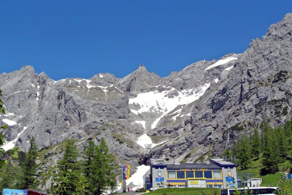 Talstation Dachstein Gletscher