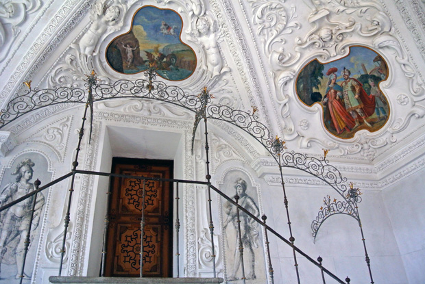 Riegersburg Der Weiße Saal