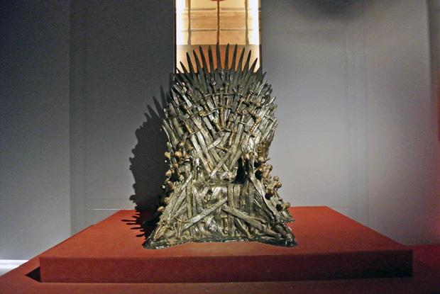 Games of Thrones Eiserner Thron Dubrovnik