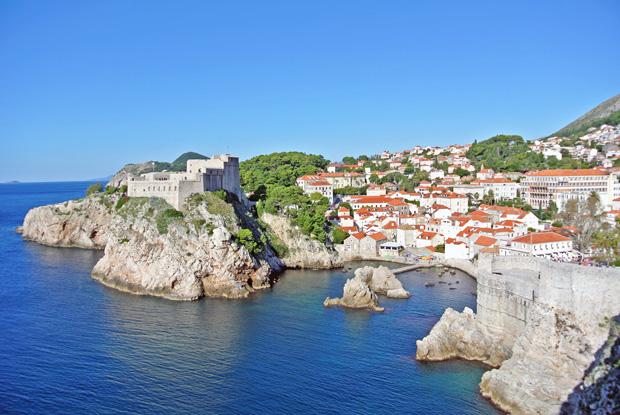 Festung Lovrijenac Dubrovnik