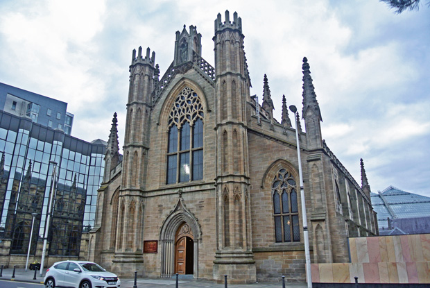 St. Andrew's Cathedral Glasgow