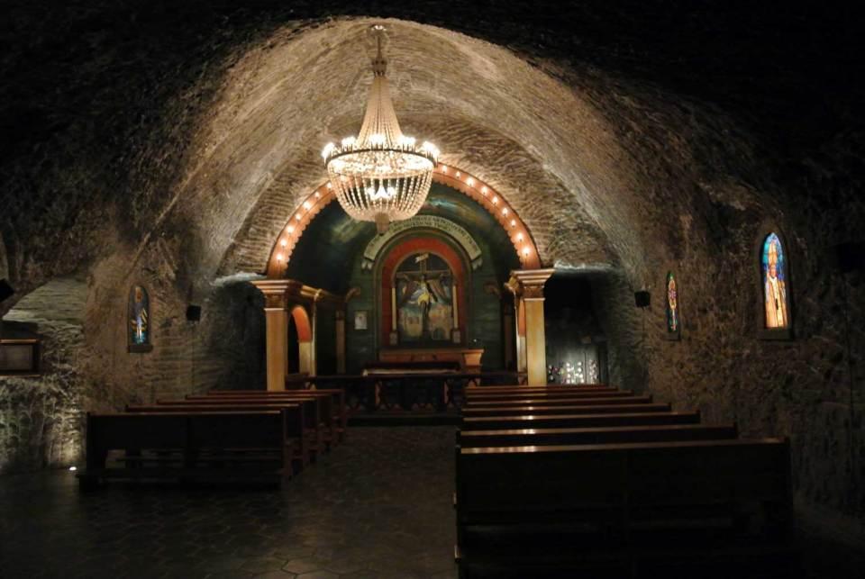 Salzmine Wieliczka Kinga Kapelle Krakau