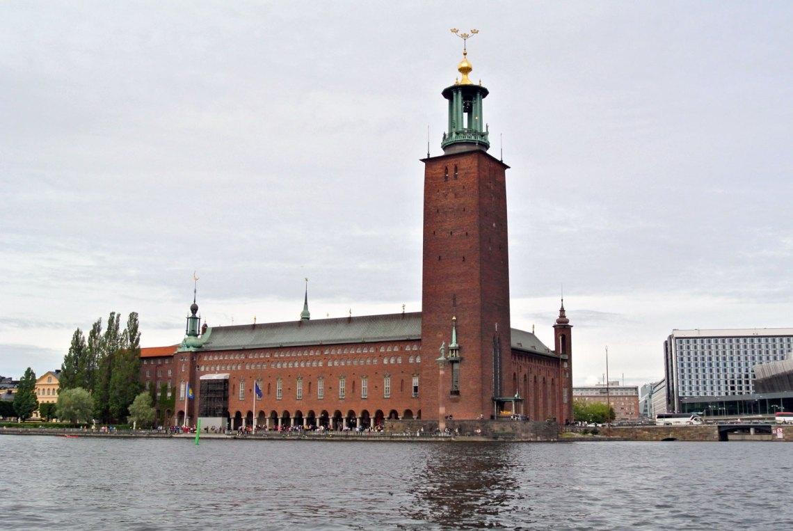 Rathaus Stockholm