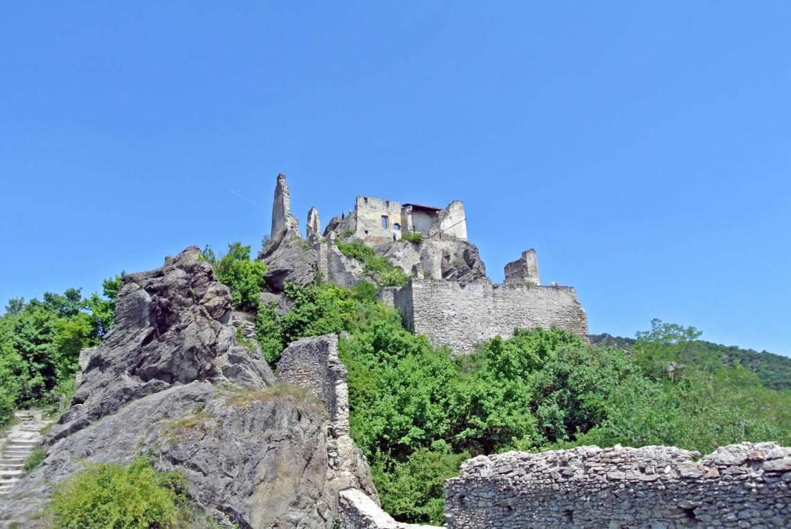 Ruine Dürnstein Wachau
