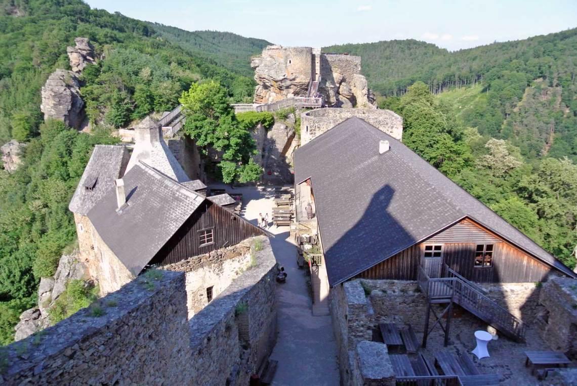 Burg Aggstein Wachau
