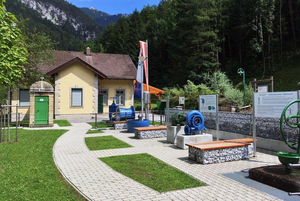 Wiener Wasserleitungsweg Reichenau an der Rax