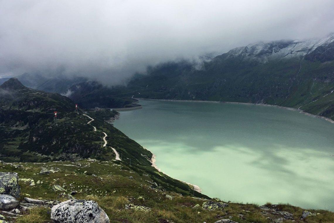 Tauernmoossee Weißsee Gletscherwelt