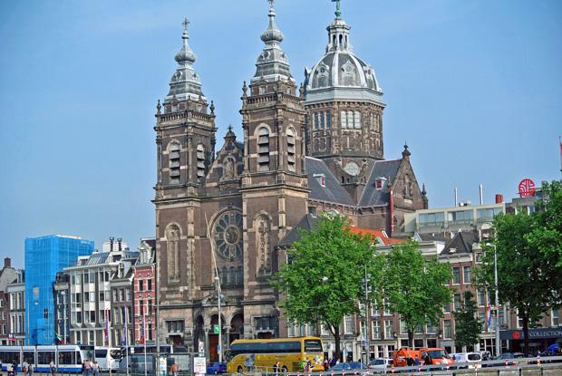 Amsterdam St. Nicolaaskerk