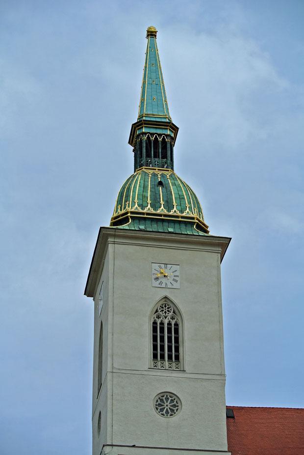 St. Martins Dom in Bratislava