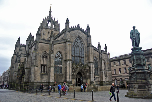 St. Giles Cathedral Edinburgh