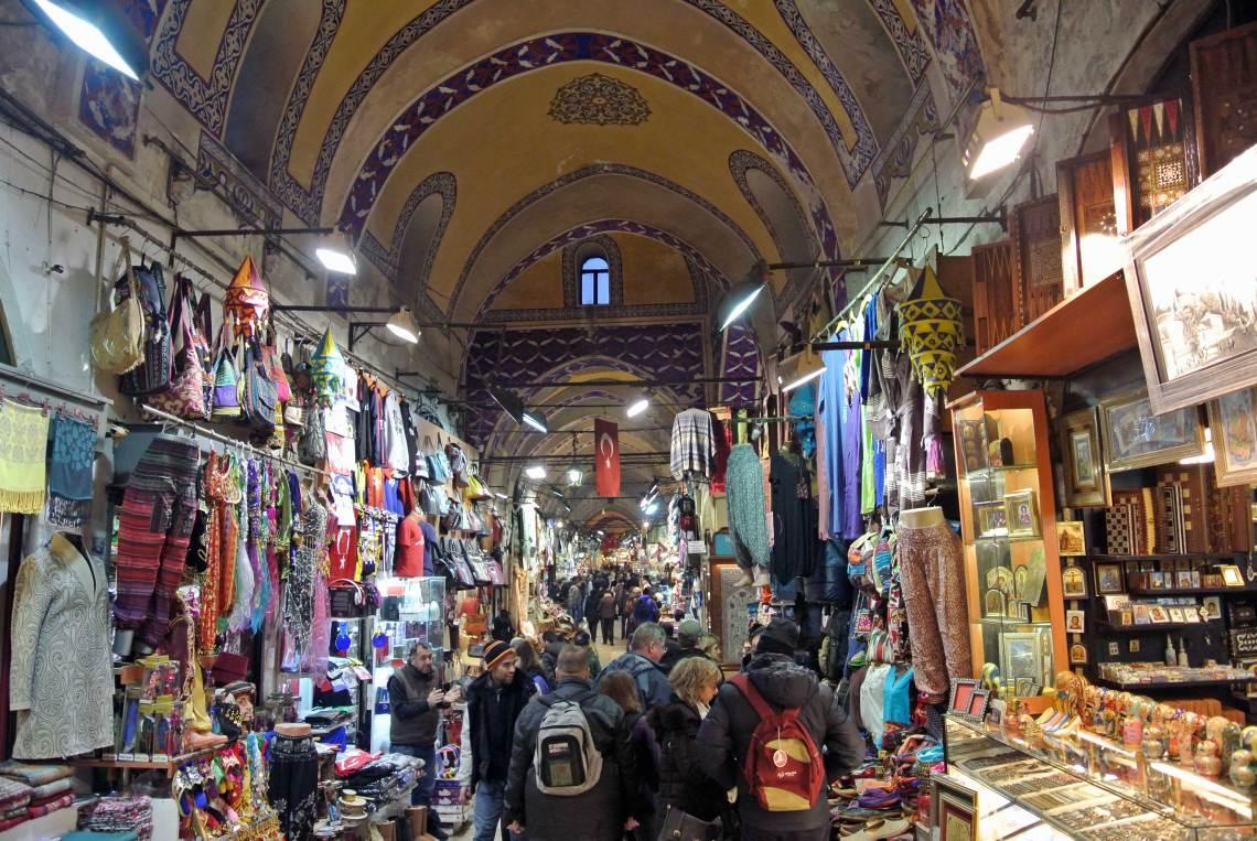 Großer Bazar Istanbul