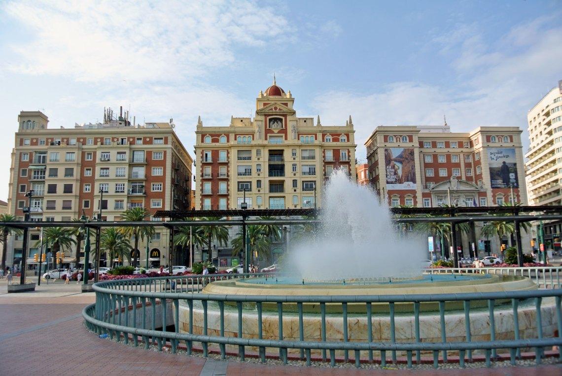Altstadt Malaga