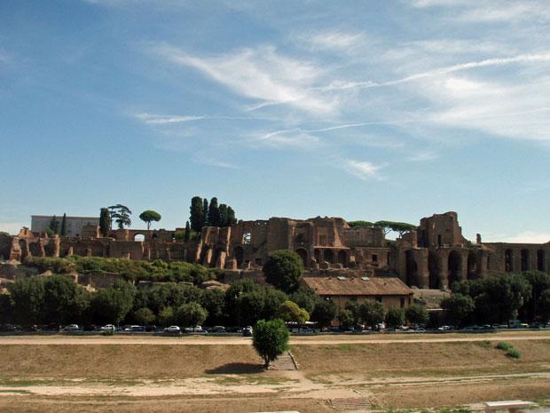 Forum Romanum in Rom