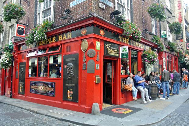 Städtetrip Dublin Temple Bar