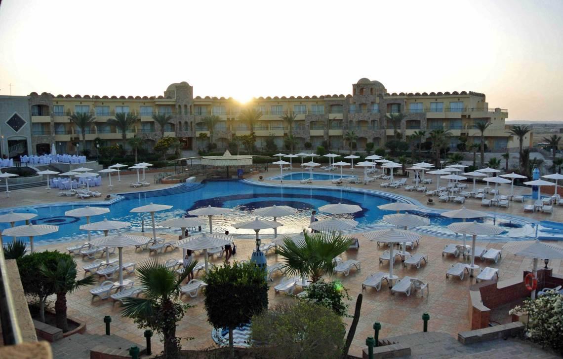 Hotel Utopia Beach in Marsa Alam