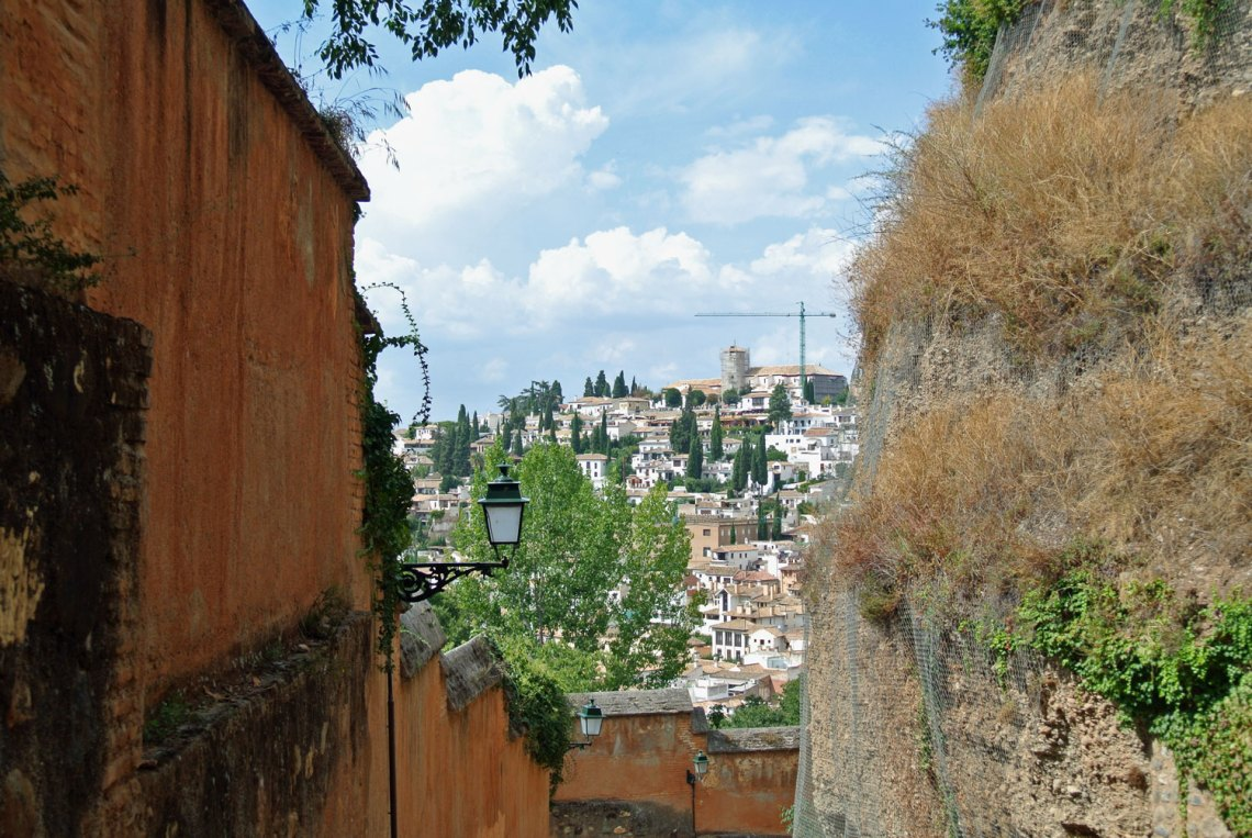 Alhambra Granada Andalusien