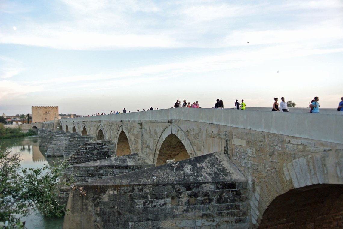 Puente Romano Cordoba Andalusien