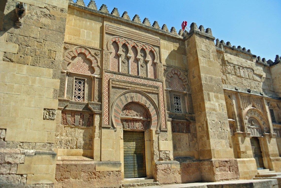 Mezquita Cordoba Andalusien