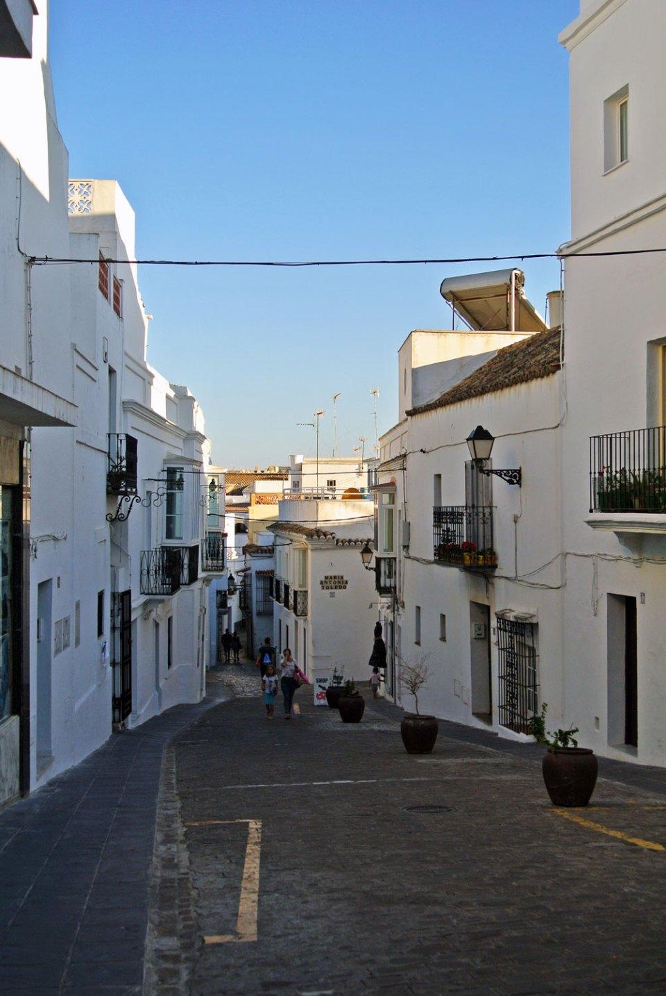 Tarifa in Andalusien, Spanien