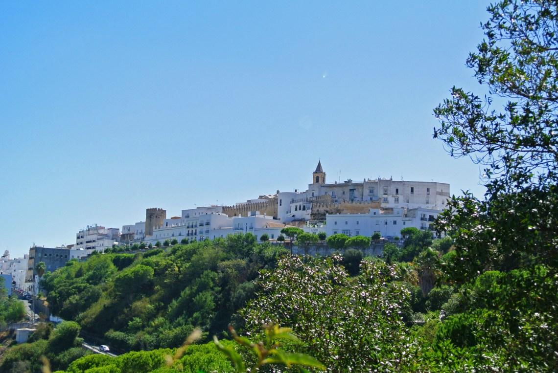 Vejer de la Frontera, weißes Dorf in Andalusien