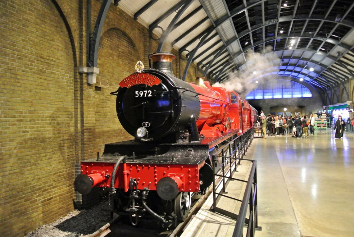 Harry Potter Studio Tour London Hogwarts Express