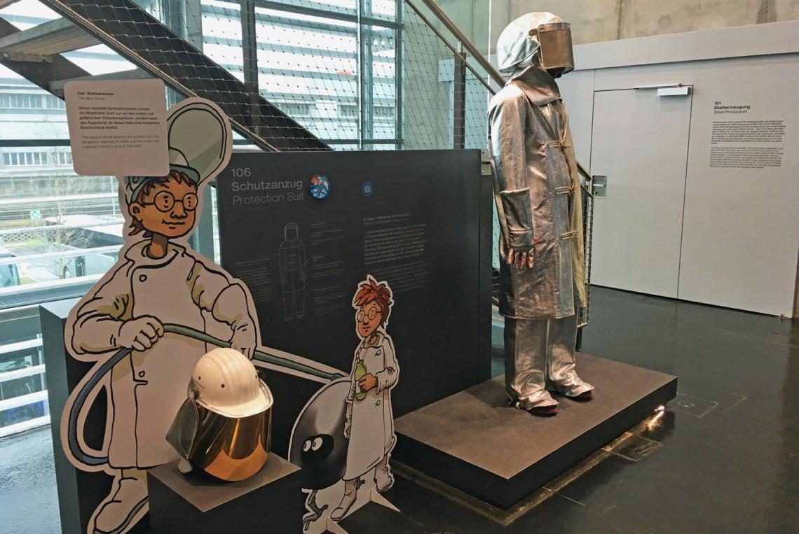 voestalpine Stahlwelt in Linz
