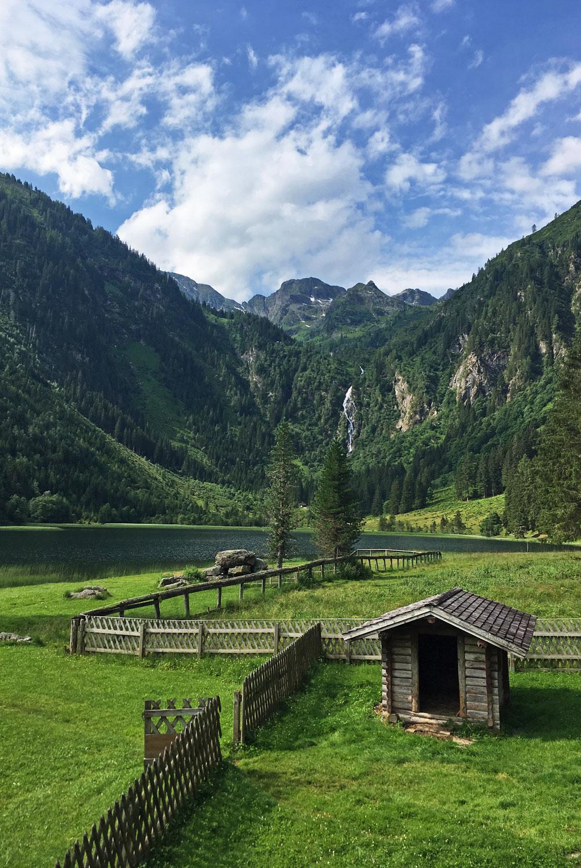 Steirischer Bodensee in der Region Schladming Dachstein
