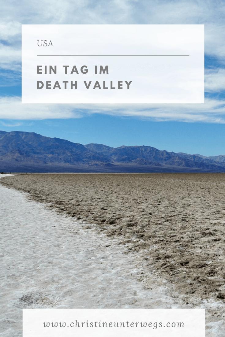 Tipps für einen Tag im Death Valley