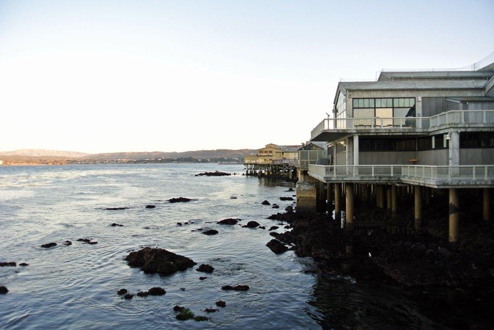 Monterey an der kalifornischen Küste