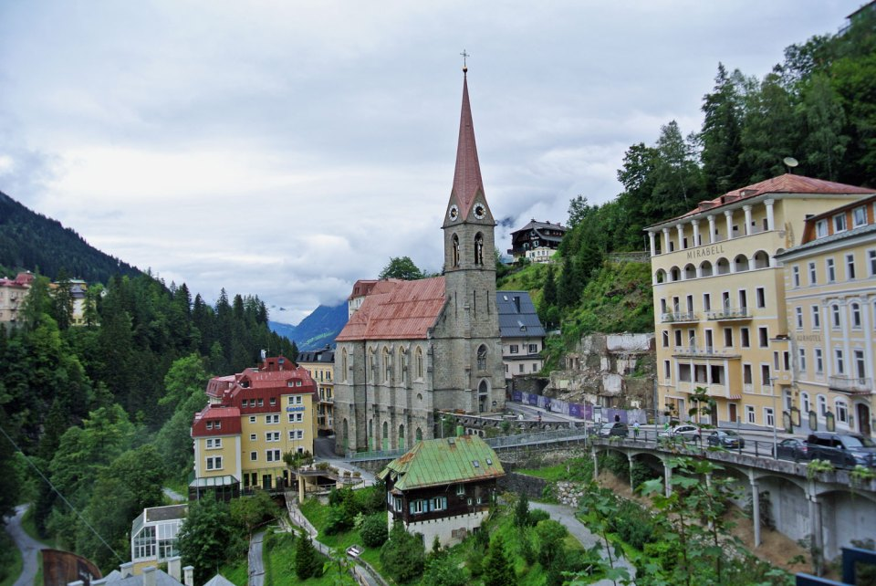 Kirche in Bad Gastein