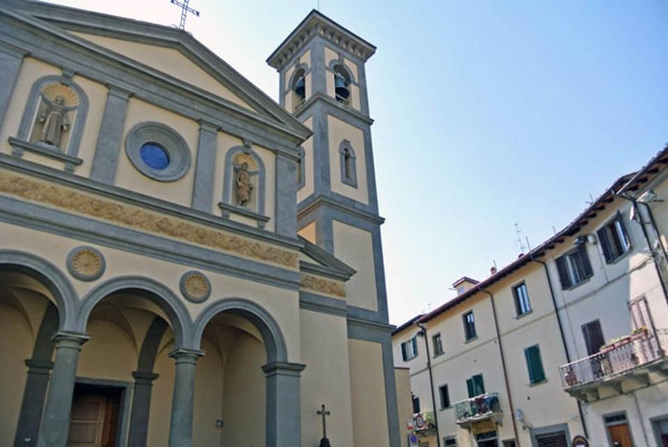 Chiesa di Santa Croce in Greve