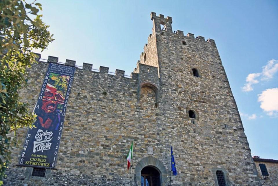 Rocca di Castellina in Castellina in Chianti