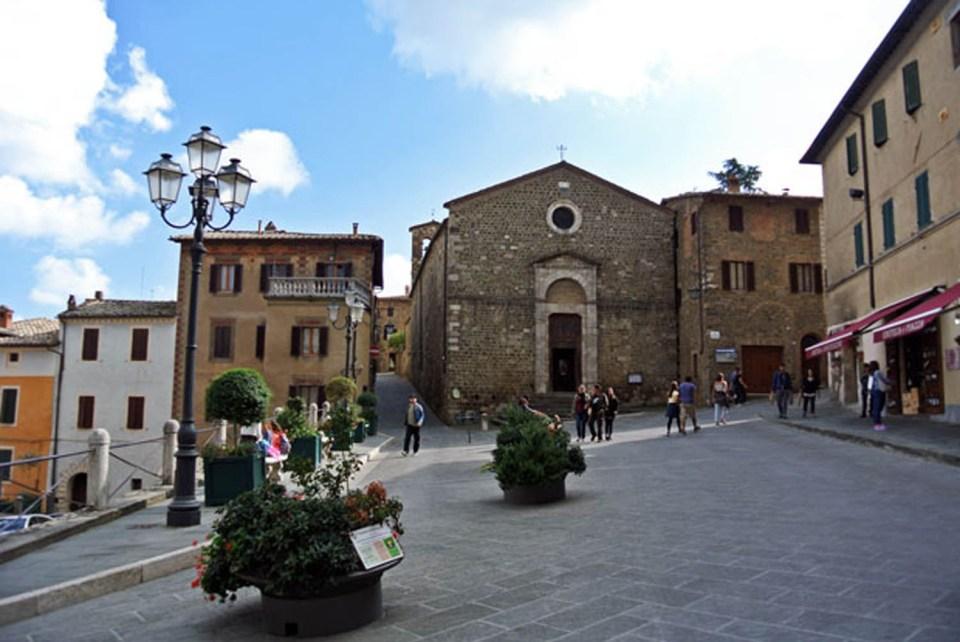 Chiesa di Sant'Egidio Montalcino
