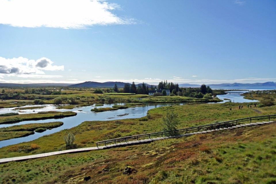 Þingvellir Nationalpark Golden Circle Island