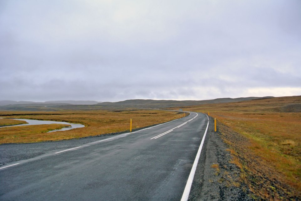 Fahrt nach Myvatn Island