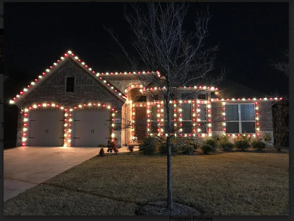 Christmas Lights 12 Volt