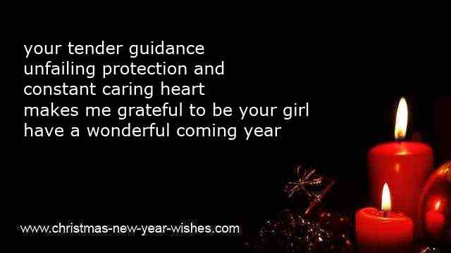 boyfriend new year greetings