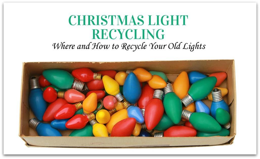 Recycle Light Bulbs Houston