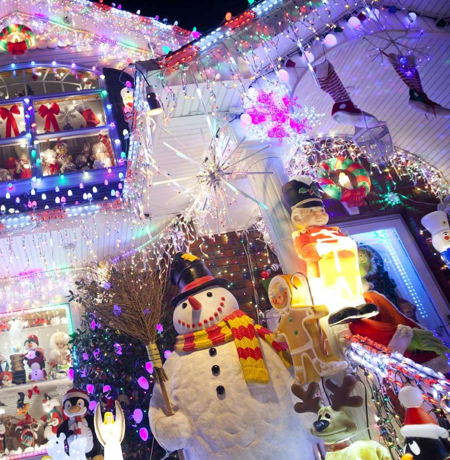home christmas expo