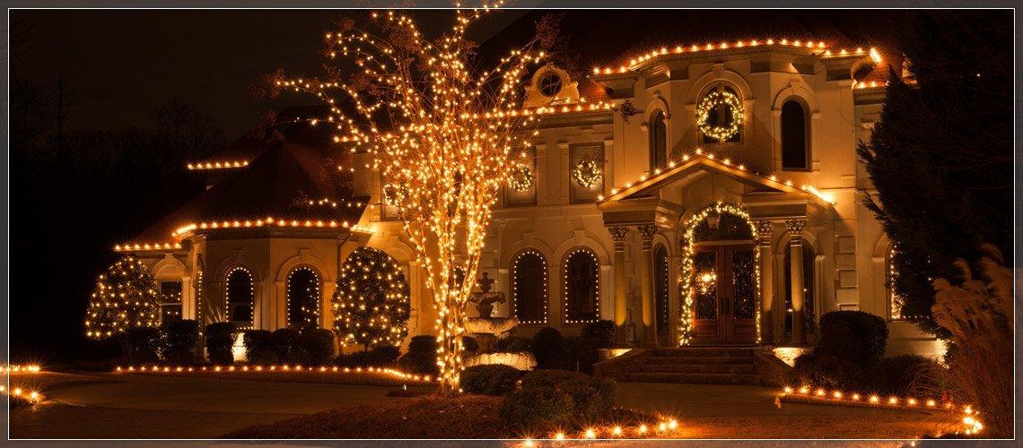 Roof Christmas Lights