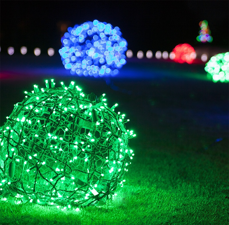 Outdoor Christmas Yard Decorating Ideas on Patio Decorating Ideas With Lights  id=23283