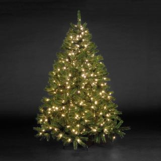 step 3 add oversized ornaments and decorations - Professional Christmas Tree Decorating Ideas