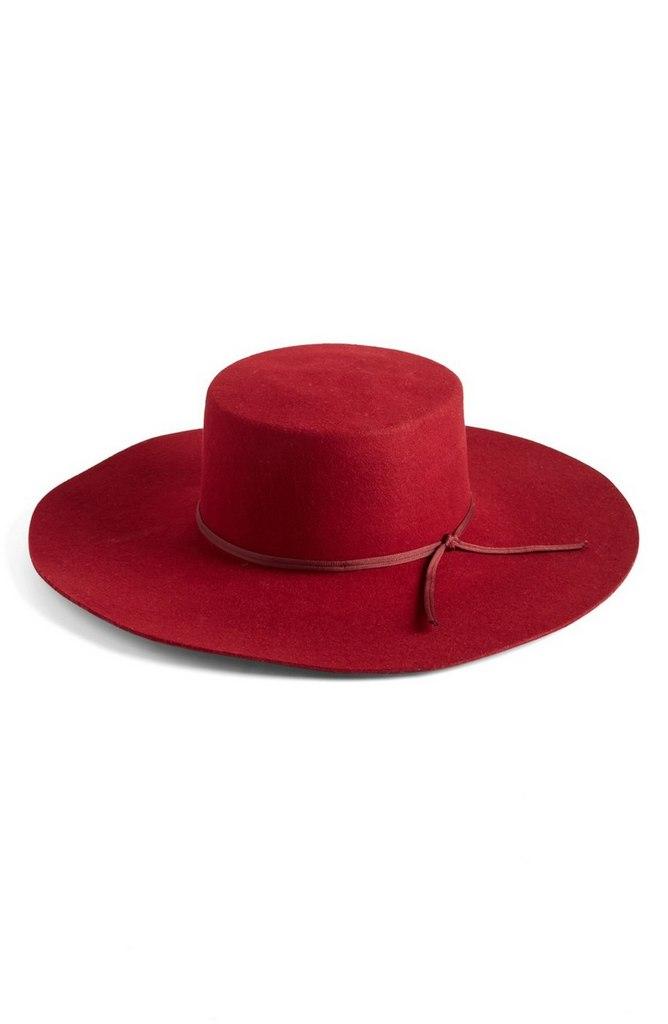'Buckley' Floppy Wool Hat by Brixton | $88