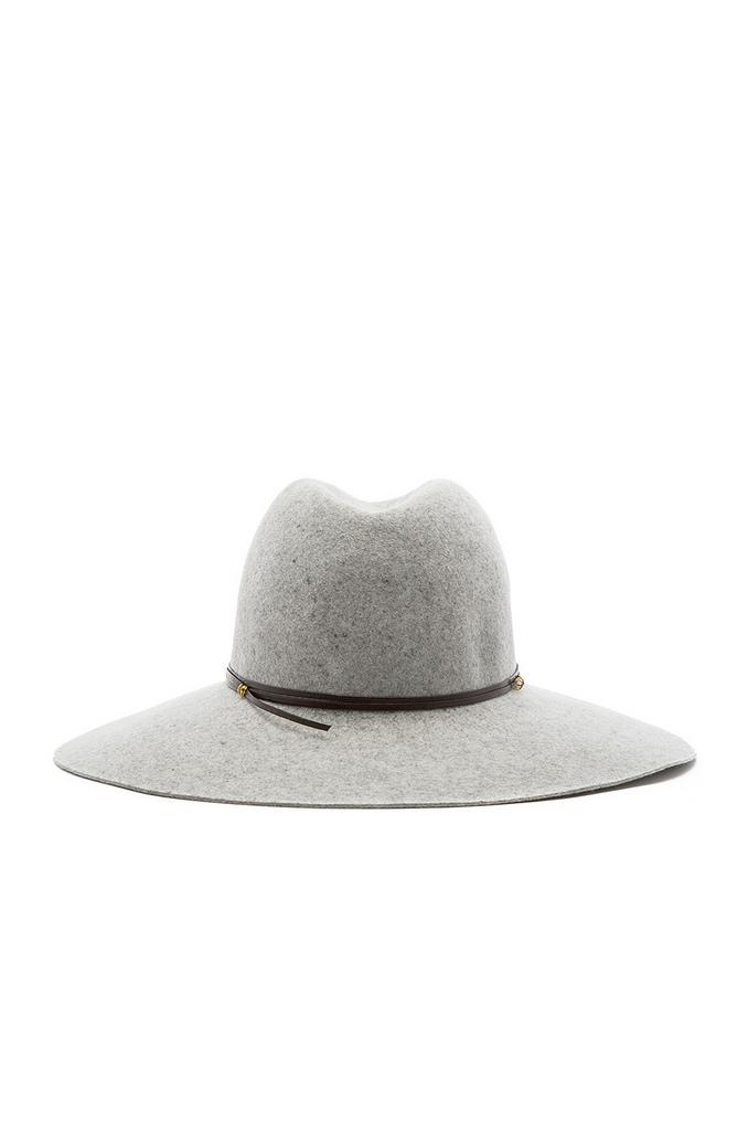 TAYLOR LARGE BRIM HAT | $100