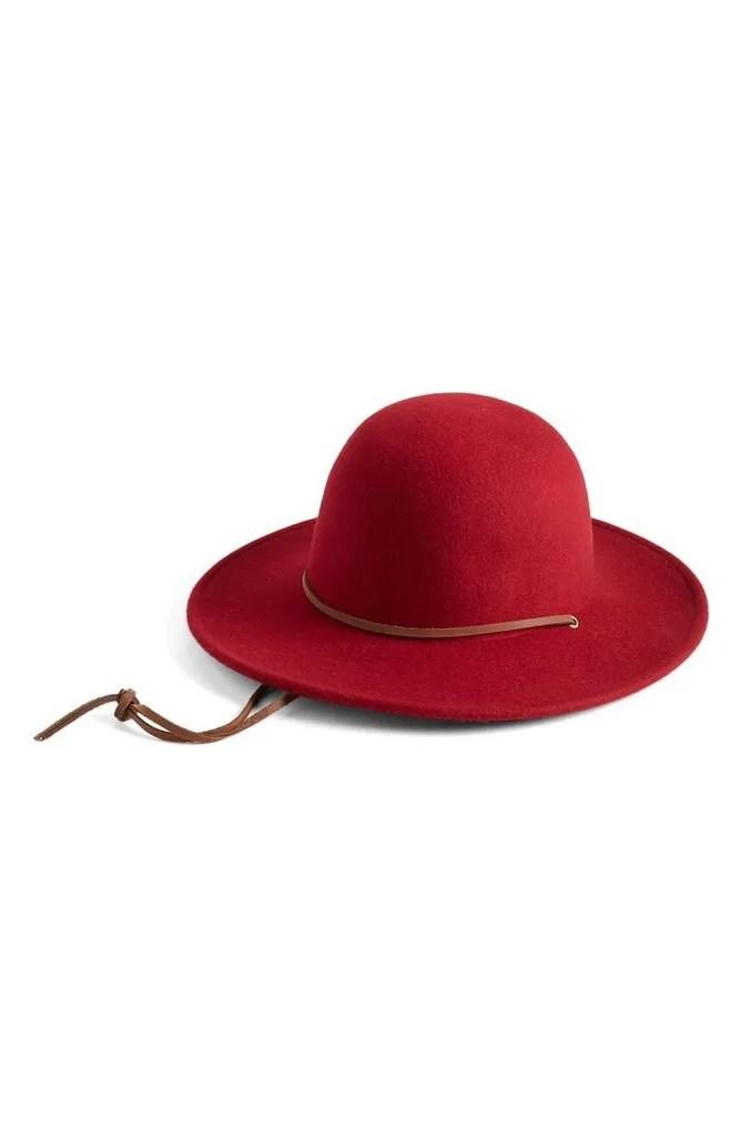 'Tiller' Felt Panama Hat by Brixton | $58